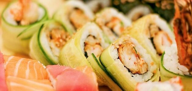 Срок годности суши