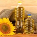 Срок годности подсолнечного масла