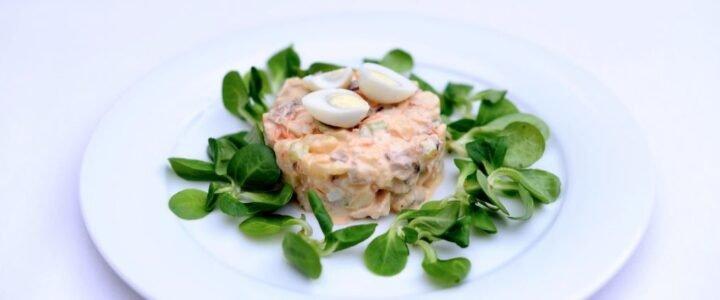 Срок годности салатов