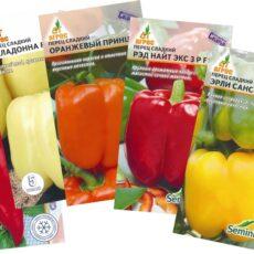 Cрок годности семян перца