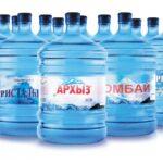 Срок годности воды питьевой в бутылях 19 л