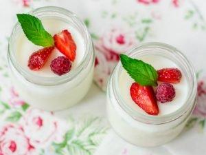 Срок годности йогурта